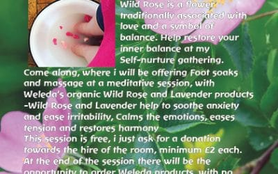 Weleda Gathering, in the Byre, on Thursday 13th Feb